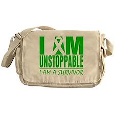 Unstoppable Bile Duct Cancer Messenger Bag