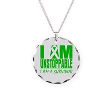 Unstoppable Bile Duct Cancer Necklace