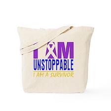 Unstoppable Bladder Cancer Tote Bag
