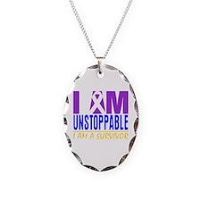 Unstoppable Bladder Cancer Necklace