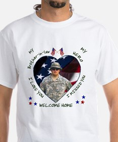 Welcome Home Brother-in-law Shirt
