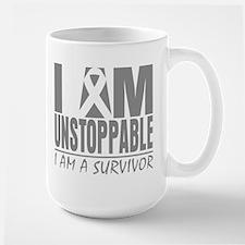 Unstoppable Brain Cancer Mug
