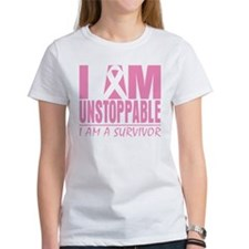 Unstoppable Breast Cancer Tee