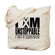 Unstoppable Carcinoid Cancer Tote Bag