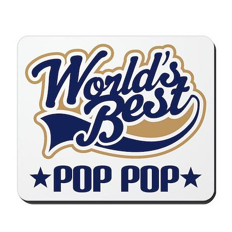 World's Best PopPop Mousepad