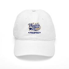 Worlds Best PawPaw Baseball Cap