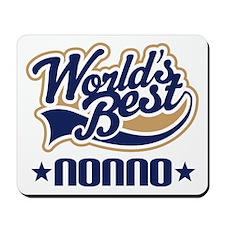 Nonno (Worlds Best) Mousepad