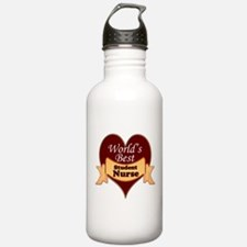 Cool Best nurse Water Bottle
