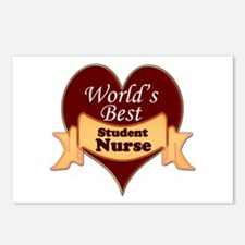 Funny Student nurse Postcards (Package of 8)