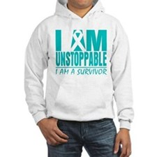 Unstoppable Cervical Cancer Hoodie