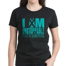 Unstoppable Cervical Cancer Tee