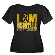 Unstoppable Childhood Cancer T