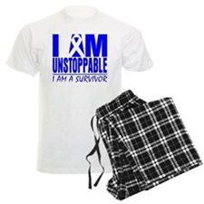 Unstoppable Colon Cancer Pajamas
