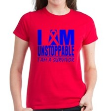 Unstoppable Colon Cancer Tee