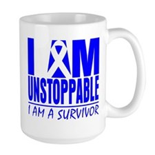 Unstoppable Colon Cancer Mug