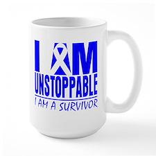Unstoppable Colon Cancer Mug