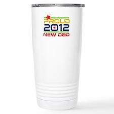 2012 Proud New Dad Travel Mug