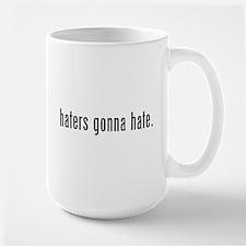 haters Large Mug