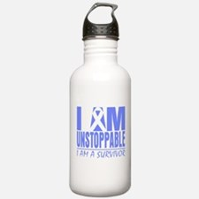 Unstoppable Esophageal Cancer Water Bottle
