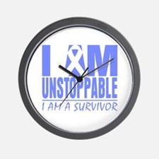 Unstoppable Esophageal Cancer Wall Clock