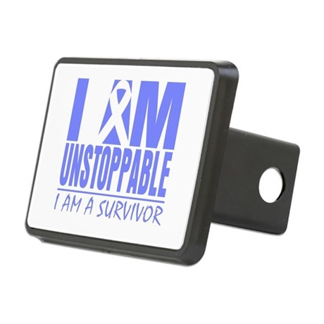 Unstoppable Esophageal Cancer Rectangular Hitch Co