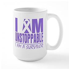 Unstoppable Hodgkins Lymphoma Mug