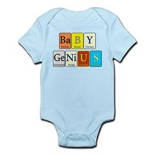 Baby Genius Infant Bodysuit