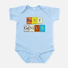 Baby Genius Infant Bodysuit