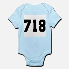 """718"" Infant Creeper"