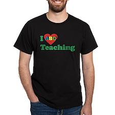 I Love Teaching.png T-Shirt
