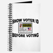 VOTER FRAUD Journal