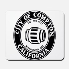 Compton City Seal Mousepad