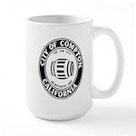 Compton City Seal Large Mug