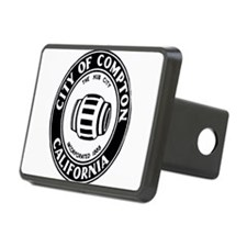 Compton City Seal Hitch Cover