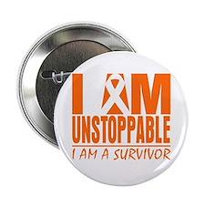 "I am Unstoppable Leukemia 2.25"" Button"