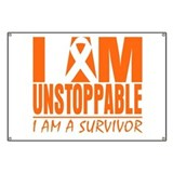 Leukemia survivor Banners