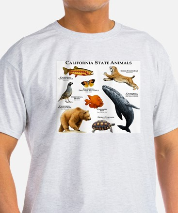 California State Animals T-Shirt