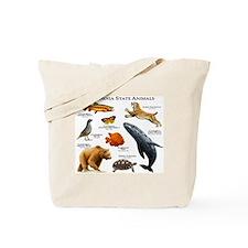 California State Animals Tote Bag