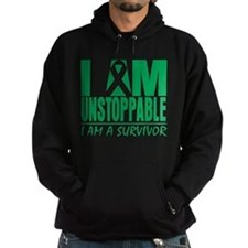 Unstoppable Liver Cancer Hoodie
