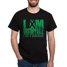 Unstoppable Liver Cancer T-Shirt