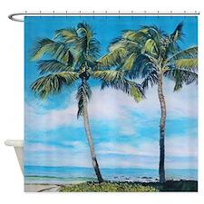 Oahu Shower Curtain