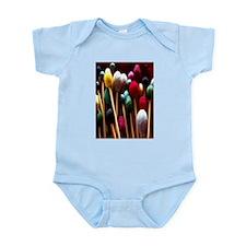 Mallets Infant Bodysuit