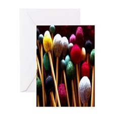 Mallets Greeting Card