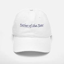 Father of the Year (DB) Baseball Baseball Cap