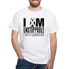 I am Unstoppable Melanoma Shirt