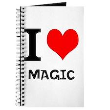 Magic Club Logo Journal
