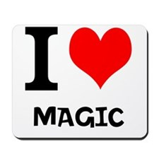 Magic Club Logo Mousepad