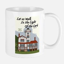 Hereford Inlet Lighthouse Mug with Bible Verse