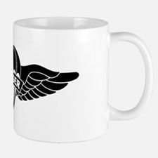 Parachute Rigger B-W Mug