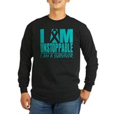 Unstoppable Ovarian Cancer T